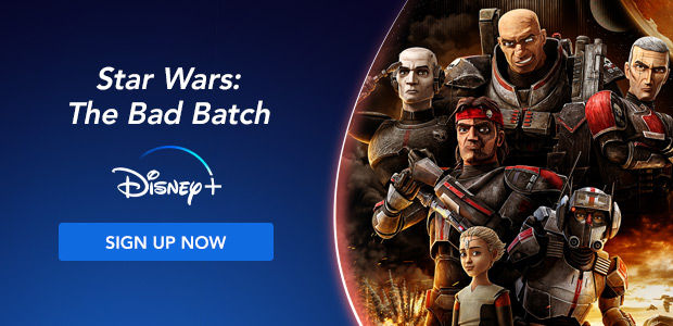 Star Wars: The Bad Batch on Disney+